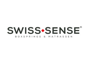 Referentie Perfect Coat logo Swiss Sense